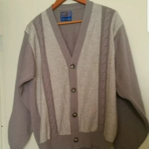 Vintage Pure Virgin Wool Pendleton Cardigan Small